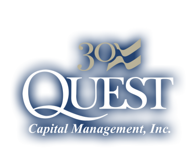 Quest Top Logo 30th